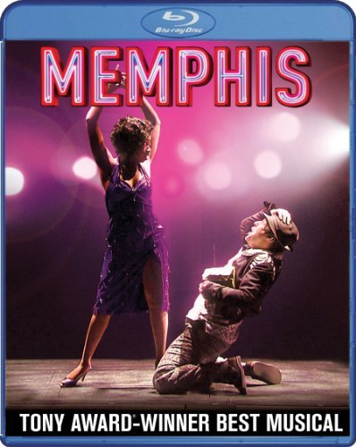 Memphis The Original Broadway Memphis Blu Ray Ws