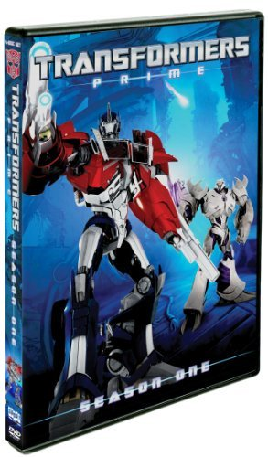 Transformers Prime Season 1 DVD Tvy Ws
