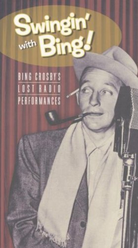 Bing Crosby Swingin' With Bing Bing Crosby 3 CD