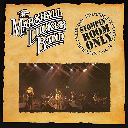 Marshall Tucker Band Stompin' Room Only