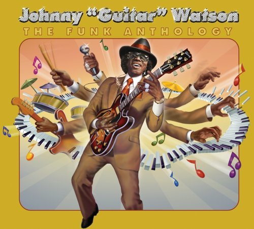 Johnny Guitar Watson Funk Anthology 2 CD Set Incl. Bonus Tracks