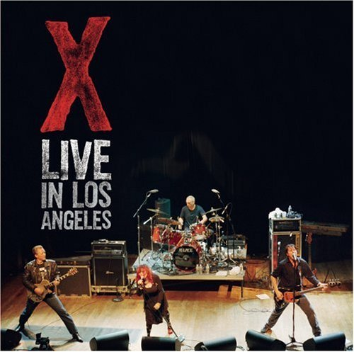 X Live In Los Angeles Explicit Version