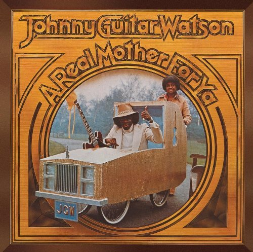 Johnny Guitar Watson Real Mother For