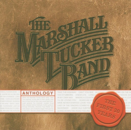 Marshall Tucker Band Anthology First 30 Years 2 CD Set