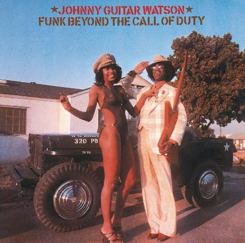 Johnny Guitar Watson Funk Beyond The