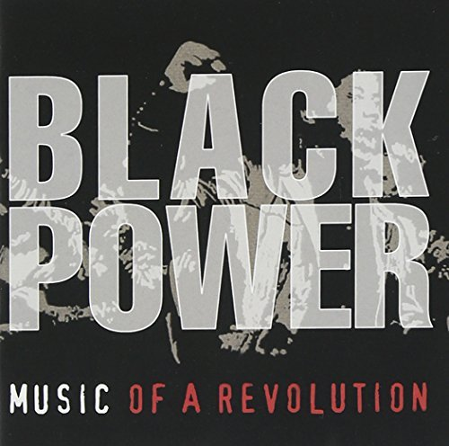 Black Power Music Of Revoluti Black Power Music Of Revoluti Newton Gaye Cleaver Chi Lites 2 CD Set