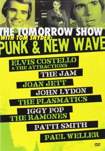 Tomorrow Show With Tom Snyder Tomorrow Show With Tom Snyder Punk & New Wave