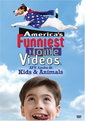 America's Funniest Home Videos Looks At Kids & Animals Clr Nr
