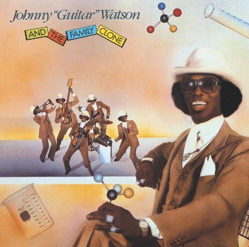 Johnny Guitar Watson Johnny Guitar Watson & The Fam Reissue Incl. Bonus Tracks