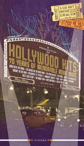 Hollywood Hits 70 Years Of Me Hollywood Hits 70 Years Of Me 3 CD