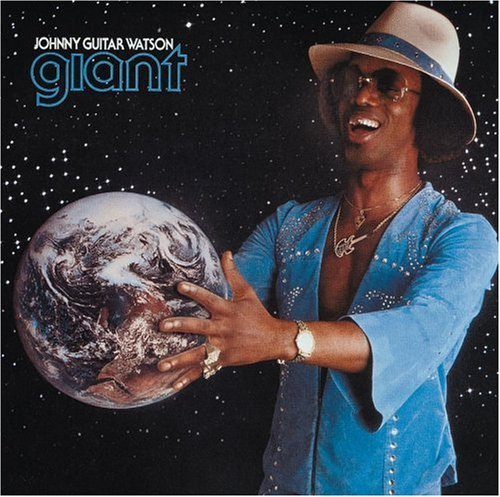 Johnny Guitar Watson Giant Incl. Bonus Tracks