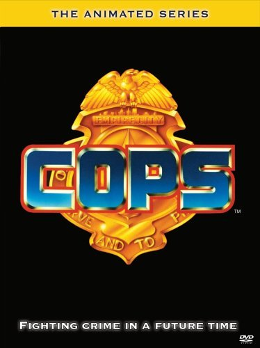 Cops Cops Animated Series 4 DVD