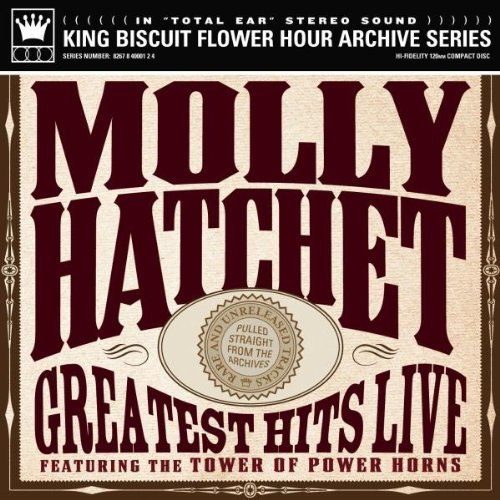 Molly Hatchet Greatest Hits Live