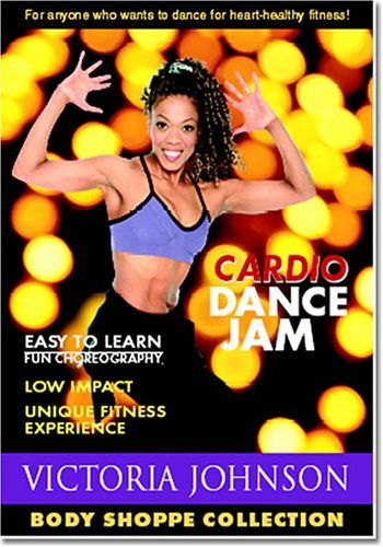 Johnson V Body Shoppe Collecti Cardio Dance Jam Clr Nr