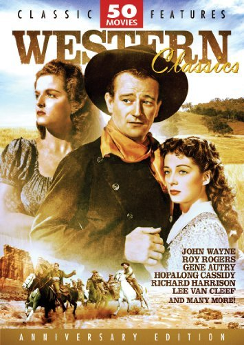 Western Classics 50 Movie Pack Western Classics 50 Movie Pack Nr 12 DVD