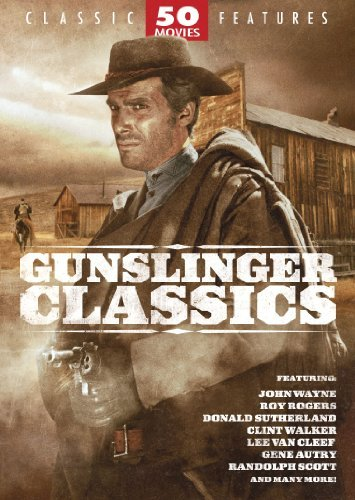 Gunslinger Collection Gunslinger Collection Clr Nr 12 DVD