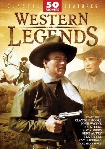 Western Legends 50 Movie Pak Western Legends 50 Movie Pak Nr 50 On 12