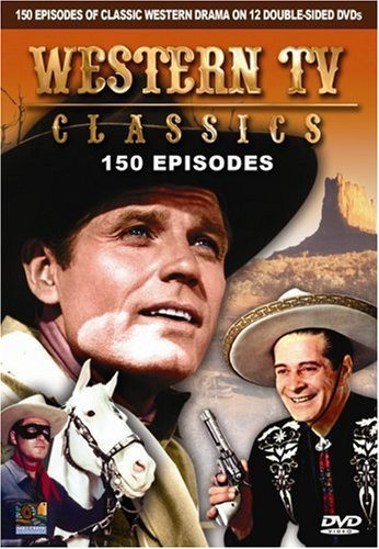 Ultimate Tv Westerns 150 Movie Vol. 2 Nr 12 DVD