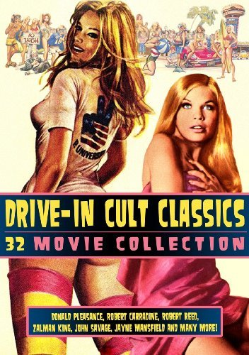 Drive In Cult Classic Collecti Drive In Cult Classic Collecti R 12 DVD