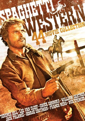 Spaghetti Western Collection Spaghetti Western Collection R 11 DVD