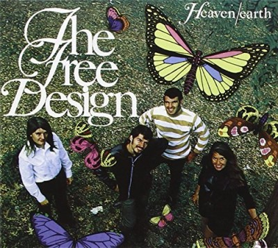 Free Design Heaven Earth Digipak 7 Bonus Tracks