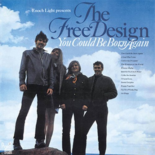 Free Design You Could Be Born Again Digipak 2 Bonus Tracks