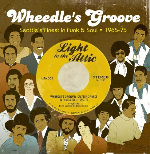 Wheedle's Groove Seattle's Finest In Funk & Sou 2 Lp