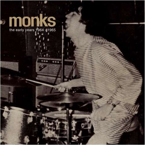 Monks Early Years 1964 65 Incl. Bonus Tracks