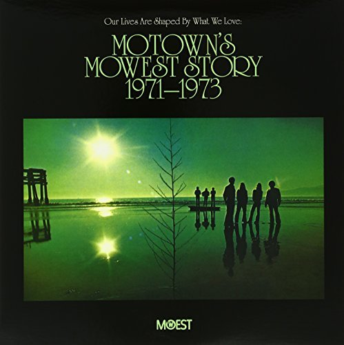Our Lives Are Shaped By What W Motowns Mowest Story (1971 73) 2 Lp