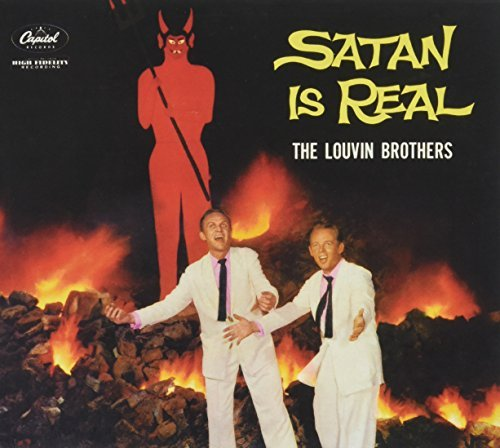Louvin Brothers Satan Is Real Handpicked Songs 2 CD