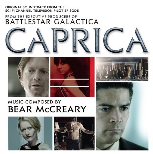 Caprica Mccreary Bear