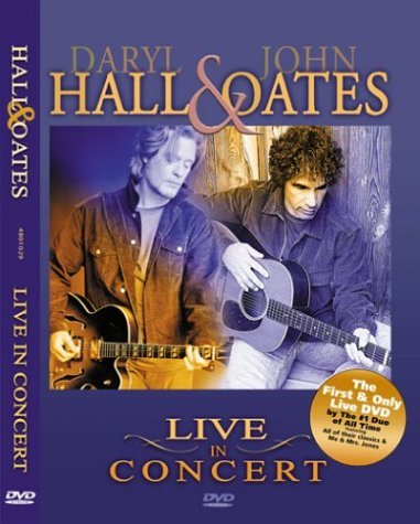 Hall & Oates Live In Concert