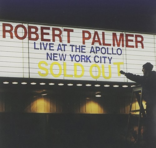 Robert Palmer Live At The Apollo
