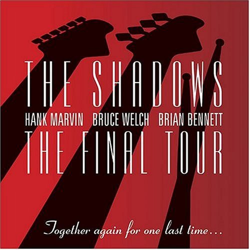 Shadows Final Tour 2 CD