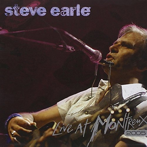 Steve Earle Live At Montreux 2005