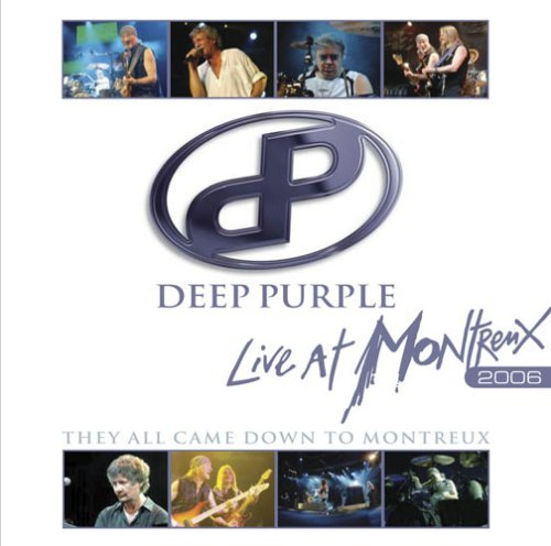 Deep Purple They All Came Down To Montreux