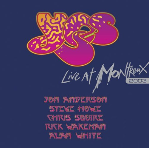 Yes Live At Montreux 2003 2 CD