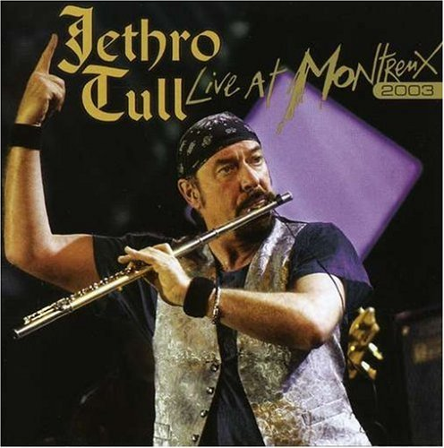 Jethro Tull Live At Montreux 2003 2 CD