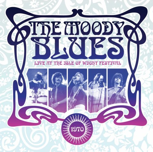 Moody Blues Live At The Isle Of Wight Fest
