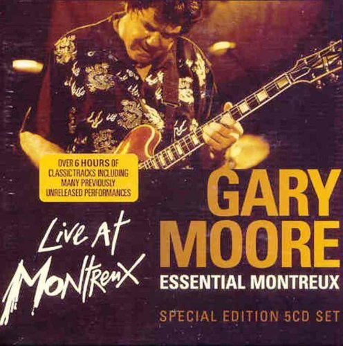 Gary Moore Essential Montreux Special Ed. 5 CD