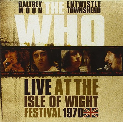 Who Live At The Isle Of Wight 2 CD