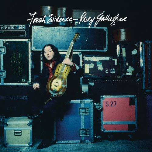 Rory Gallagher Fresh Evidence Reissue