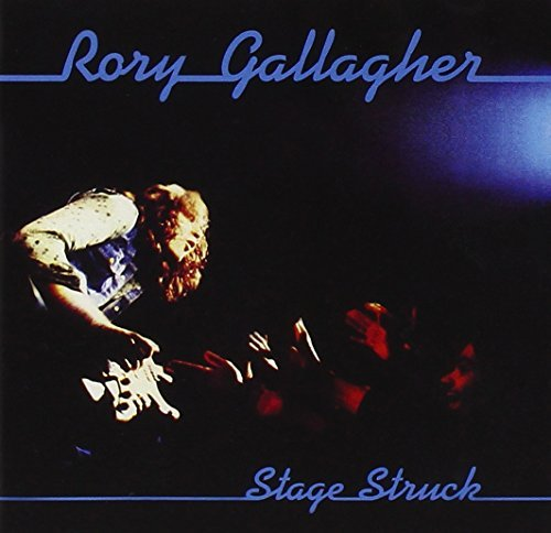 Rory Gallagher Stage Struck