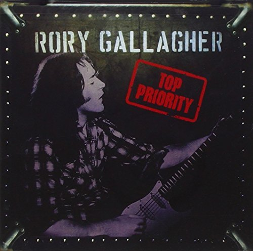 Rory Gallagher Top Priority