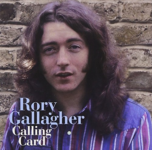 Rory Gallagher Calling Card (reissue) Reissue