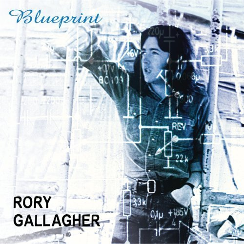 Rory Gallagher Blueprint Reissue