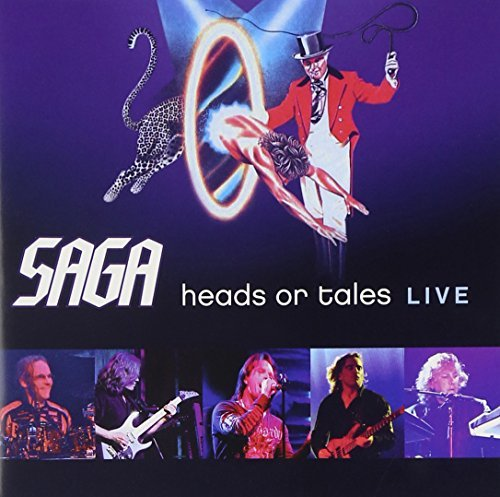 Saga Heads Or Tales Live