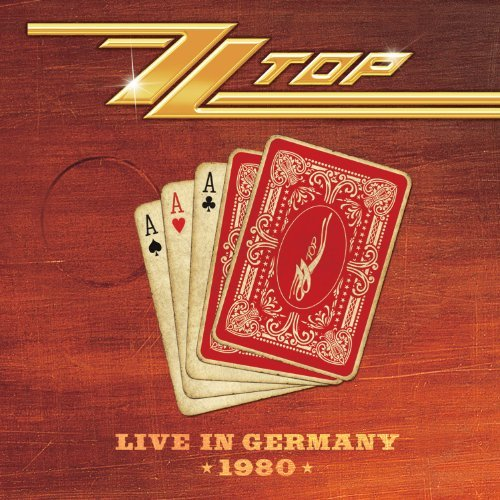 Zz Top Live In Germany 1980