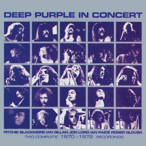 Deep Purple In Concert 1970 1972 Reissue 2 CD