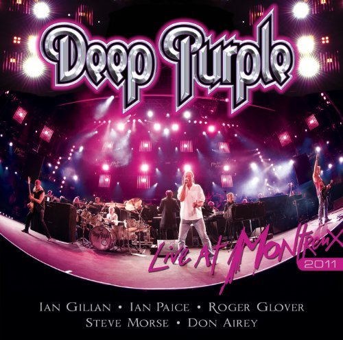 Deep Purple Live At Montreux 2011 2 CD